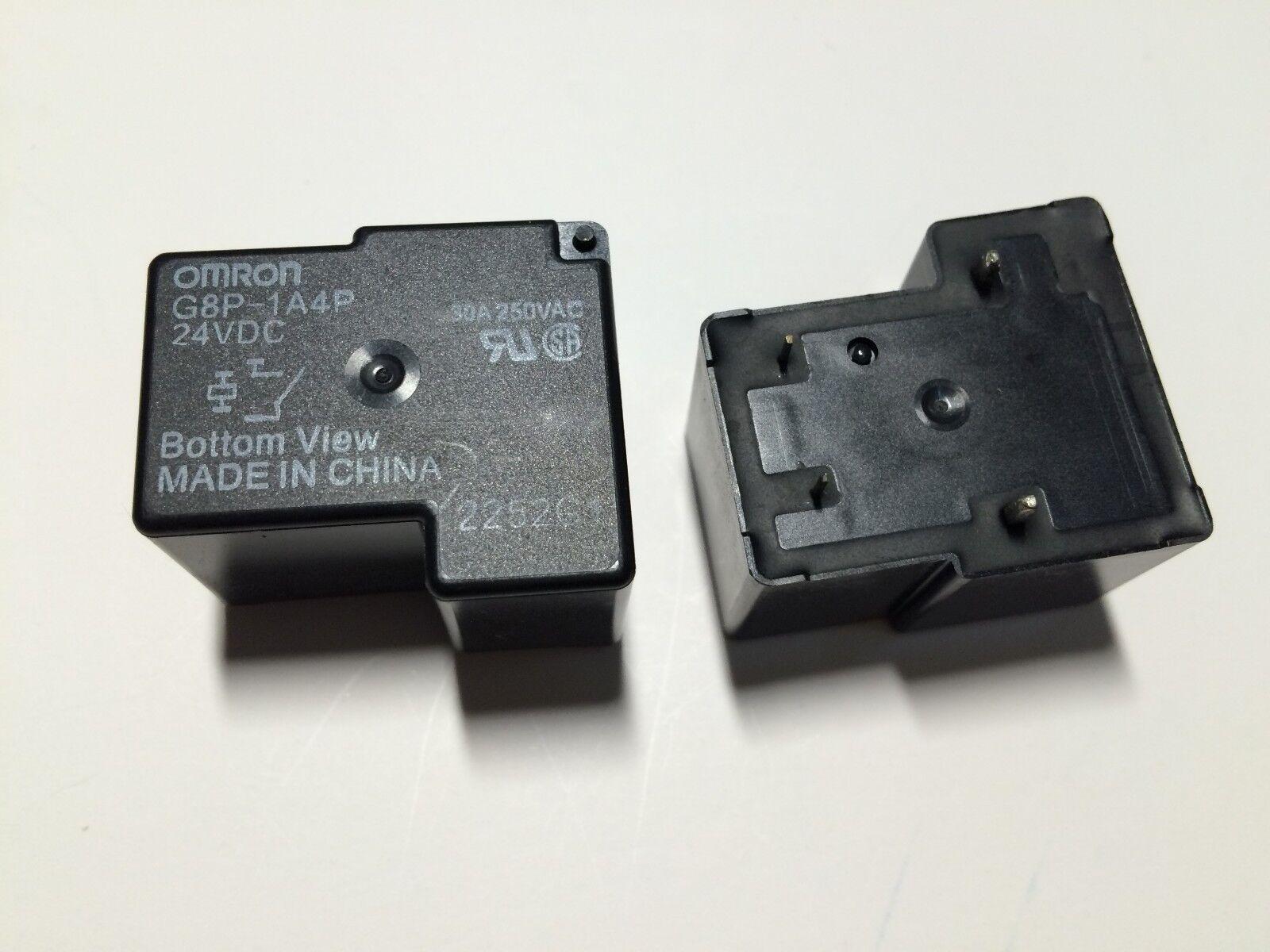 1PCS ORIGINAL G8P-1A4TP-24VDC  OMRON Relay NEW