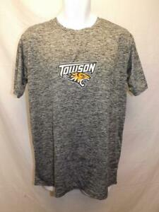 Nuevo-Towson-Tigers-Hombres-Talla-2XL-2XLarge-Poliester-Performance-Camisa