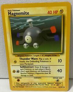 Pokemon-Magnemite-53-102-Base-Set-COMMON-Card
