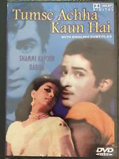 Tumse Achha Kaun Hai DVD, Bollywood Film, Hindu Language, English Subtitles, New