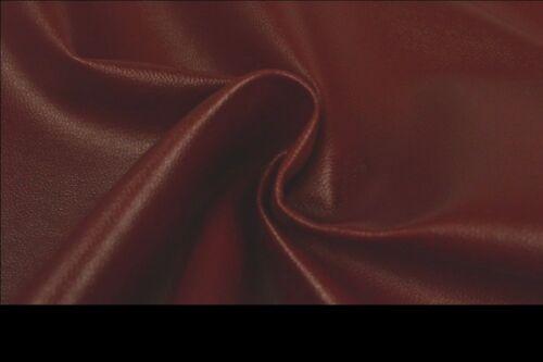 0,50m Kunstleder rotbraun Taschen Leder Leder Imitat Lederimitat
