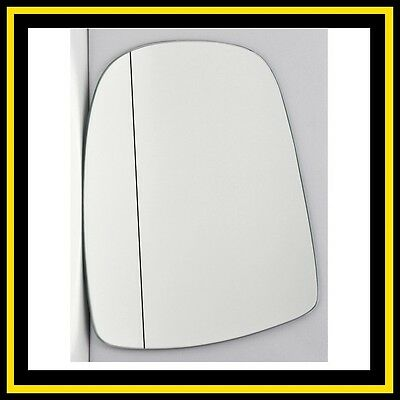 Right Hand Drivers Side Vauxhall Vectra C 2002-2008 Wide Angle Wing Mirror Glass