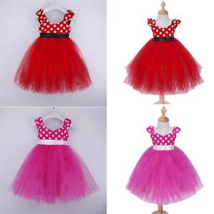 04c785239 La imagen se está cargando Vestido-de-Princesa-Fiesta-con-Punto-Tutu-Vestido -