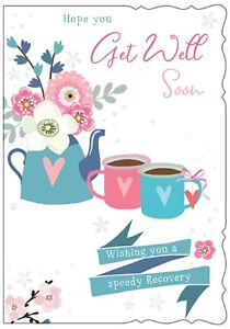 Hope You Get Well Soon. Wishing You A Speedy Recovery Card