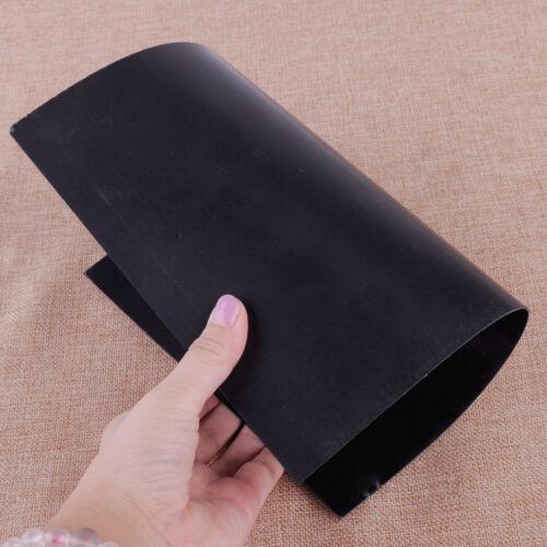 Kunststoffplatte Platte Modellbau schwarz 300x200x1mm ABS Kunststoff Sheet