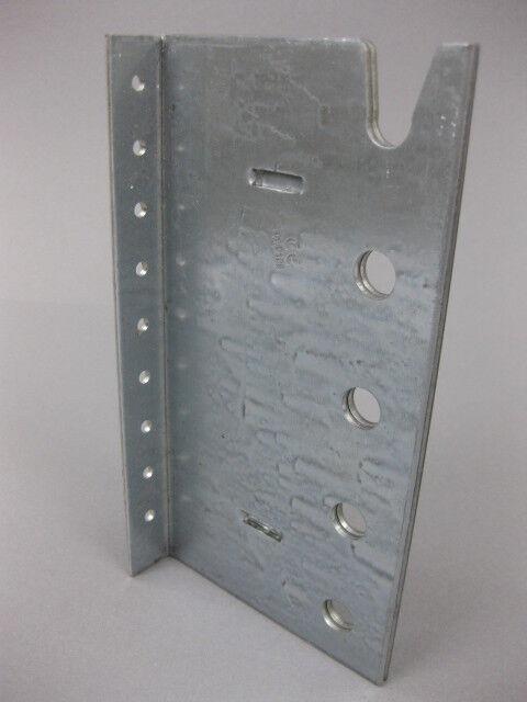 Würth Balkenträger 2-Reihig 200 x 106 x 46 x 3 mm verzinkt