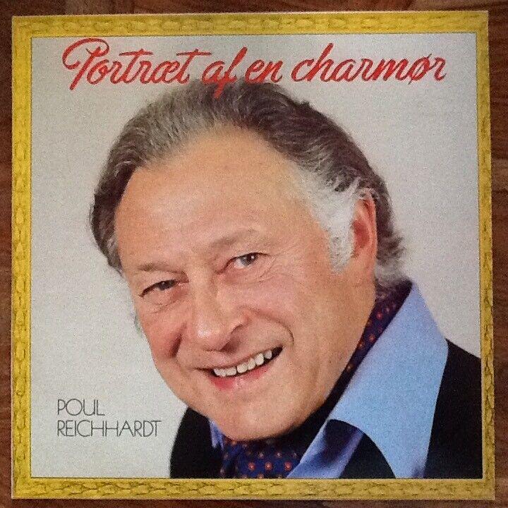 LP, Poul Reichhardt, Portræt af en charmør