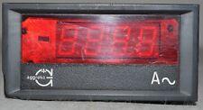 Crompton Aggreko 262 Ddbw Digital Lcd Ampere Meter D660