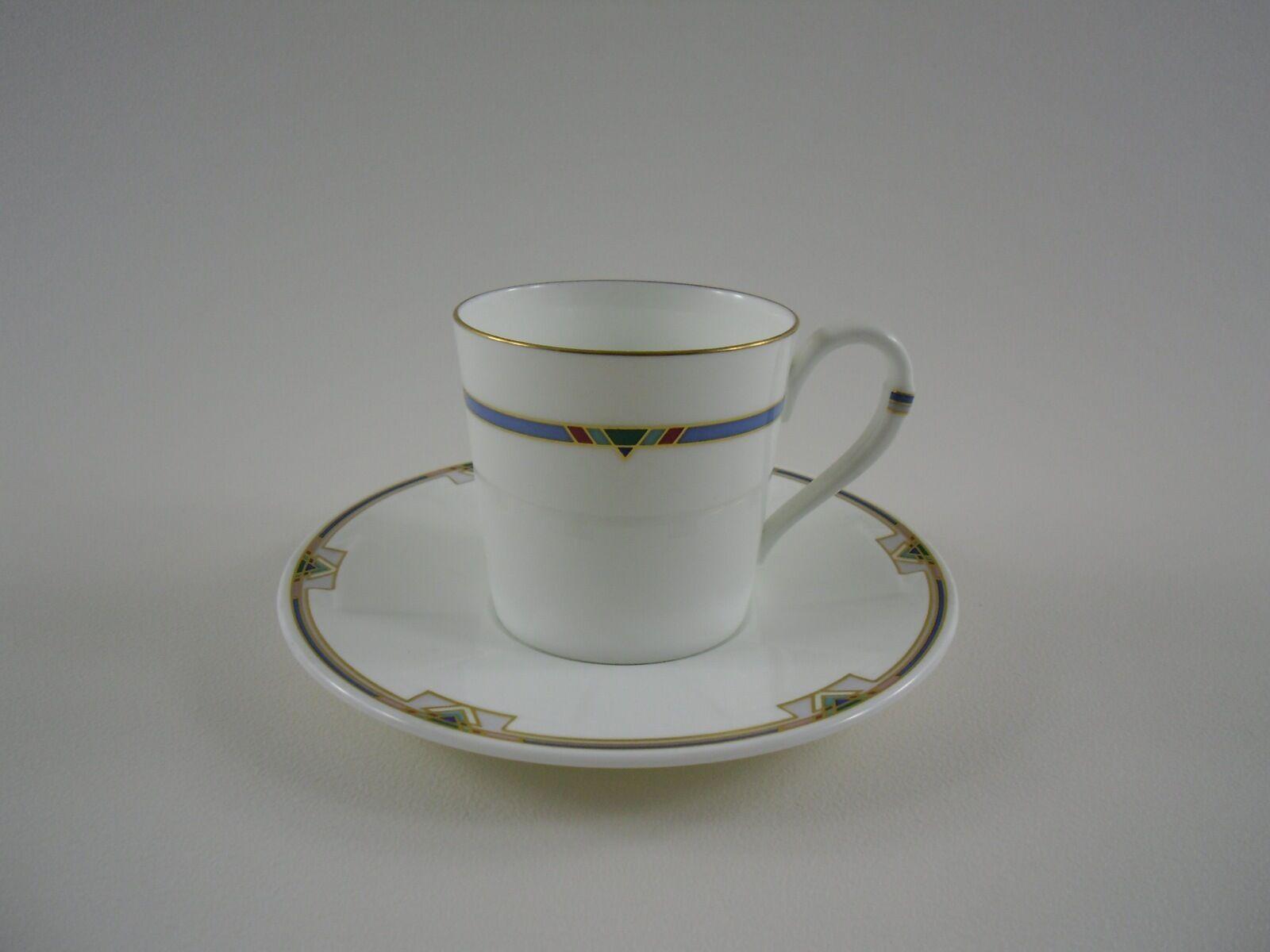 Villeroy & Boch PALOMA PICASSO Park Avenue Kaffeetasse Tasse Untertasse