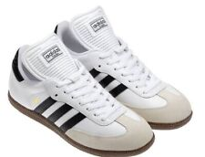 info for 50% off shopping adidas Samba Classic Indoor Adult Men's Soccer Shoes 772109 White 10