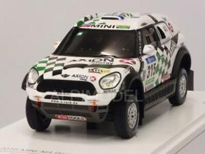 Mini All4 Racing Rallye par équipe Axion X Raid Dakar 201 au 1:43