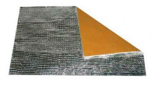 Protection thermique adhésive plaque pare chaleur moto pot carénnage 250 x 200