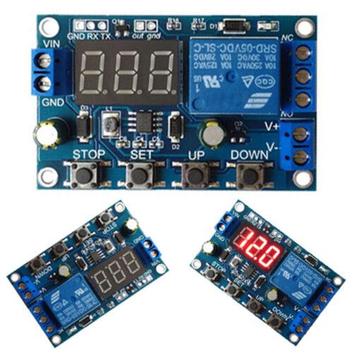 Neu Batterie Modul Entlader Unter Spannung Schutz Regulatoren Konverter 0V~99.9V