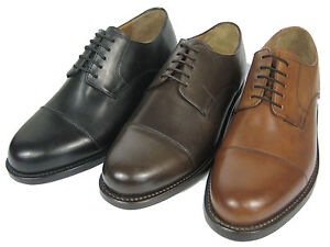 49369479c8268 J.Briggs Men s Leather Shoes Frame Sewn Goodyear Welted Cap Toe Cap ...