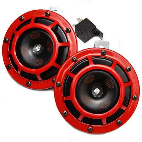 SUPPORT T30 ORIGINAL GENUINE OE OEM Hella universal Low Tone 12 V disc CORNE