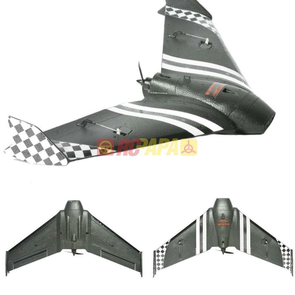 Nuevo Mini AR ala sonicmodell 600mm envergadura Radio Control Fpv raza avión PNP inav 1806