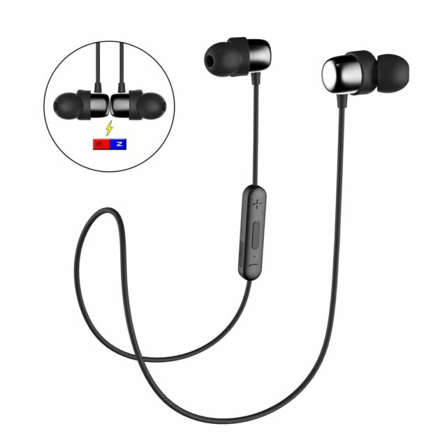 T9 Bluetooth Earphone 5.0 Kabelloser Stereo-Kopfhörer mit wasserdichtem In-Ear-H