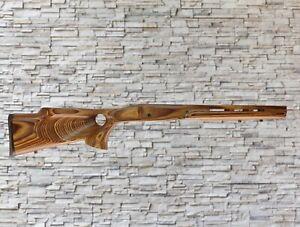 Boyds-Varmint-Thumbhole-Wood-Stock-Nutmeg-for-CZ-550-SA-Bull-Barrel-DBM-Rifle