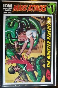 Mars-Attacks-2012-1-31-The-Monster-atteint-en-CARD-COUVERTURE-NM-1st