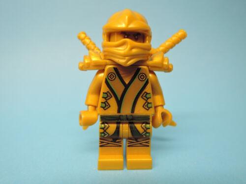 LEGO personnage NINJAGO Lloyd Doré Kimono 2 épées njo073 70503 70505 71239