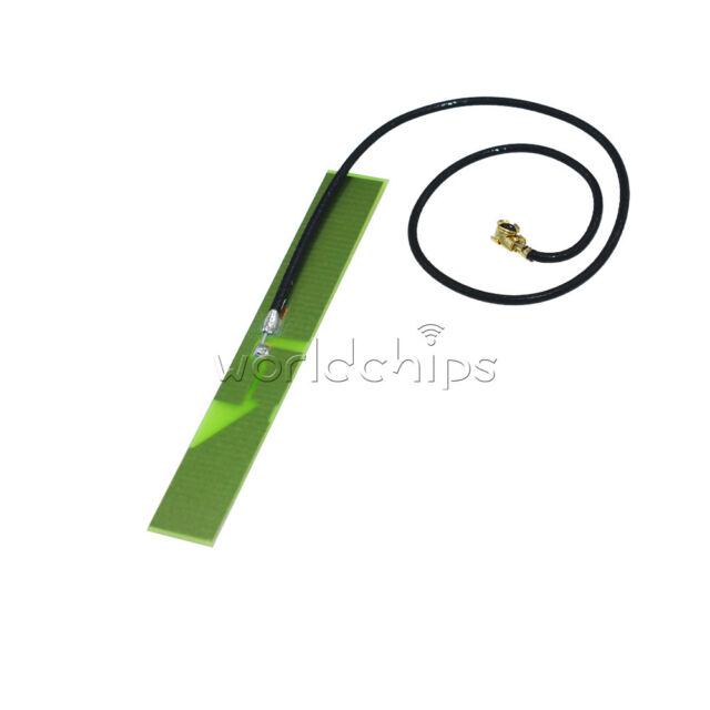 2x WIFI 2.4G 3dbi PCB Antenna IPEX IPX WLAN Laptop Bluetooth Zigbee Wireless z2