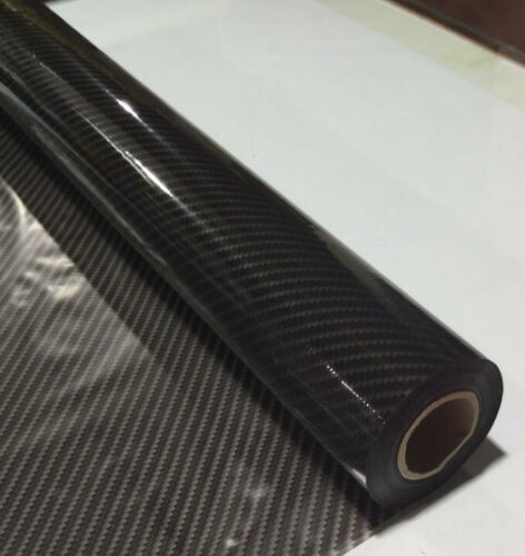 Black Carbon Fiber HYDROGRAPHIC Hydro dipping DIP Water transfer Printing film