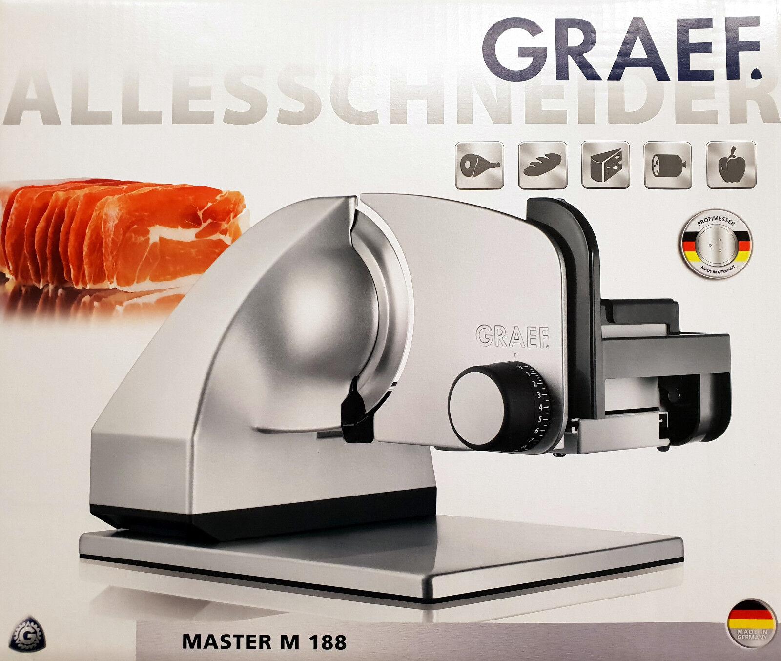 Graef Master 188 tout schneider, trancheuse, brougeschneider, kippsschneider