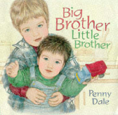 1 of 1 - Big Brother, Little Brother-ExLibrary
