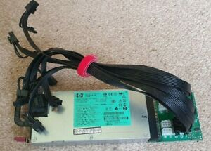 Antminer PSU HP 1200W with Breakout Board and PCIe cables, Gekkoscience Mining