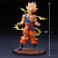 Anime-Dragon-Ball-Z-Super-Saiyan-Goku-PVC-Action-Figure-Figurine-Jouet-Cadeau-17-cm miniature 1