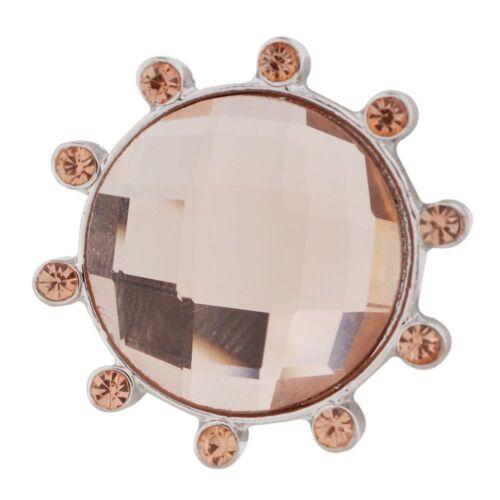kompatibel mit Chunk Armband Button Click Druckknopf Sonne 6377