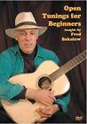 Open Tunings for Beginners 0796279105002 DVD Region 1