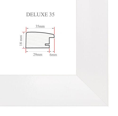 Deluxe 35 cadre photo 90x39 CM ou 39x90 cm photo//GALERIE//poster cadre