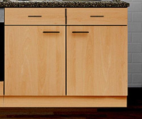 Meuble bas mankabox blanc sans plan de travail 50x50cm cuisine polyvalent armoire