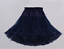 55cm Mode Verlängert Puff Rock Cosplay Petticoat Erwachsene Weich TUTU Unterrock