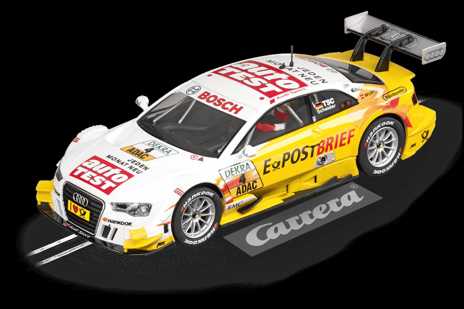 Top Top Top Tuning Carrera Digital 132 - Audi A5 DTM   Scheider   No. 4 like 30658 d52072