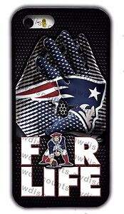 check out 61e1e a4388 Details about NEW ENGLAND PATRIOTS RUBBER PHONE CASE FOR IPHONE XS MAX XR  4S 5 5C 6S 7 8 PLUS