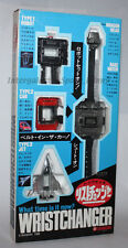 1980's Japan Bandai Wrist Watch Changer Diaclone Robot / Jet / Car Boxed