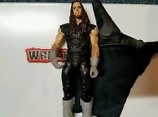 The Undertaker WWE Mattel Elite Wrestling Figure Entrance Great Coat custom