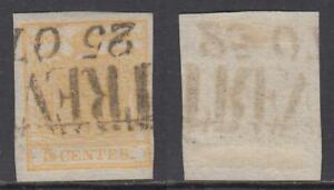 ITALY-1850-Lombardo-Veneto-Sassone-n-1