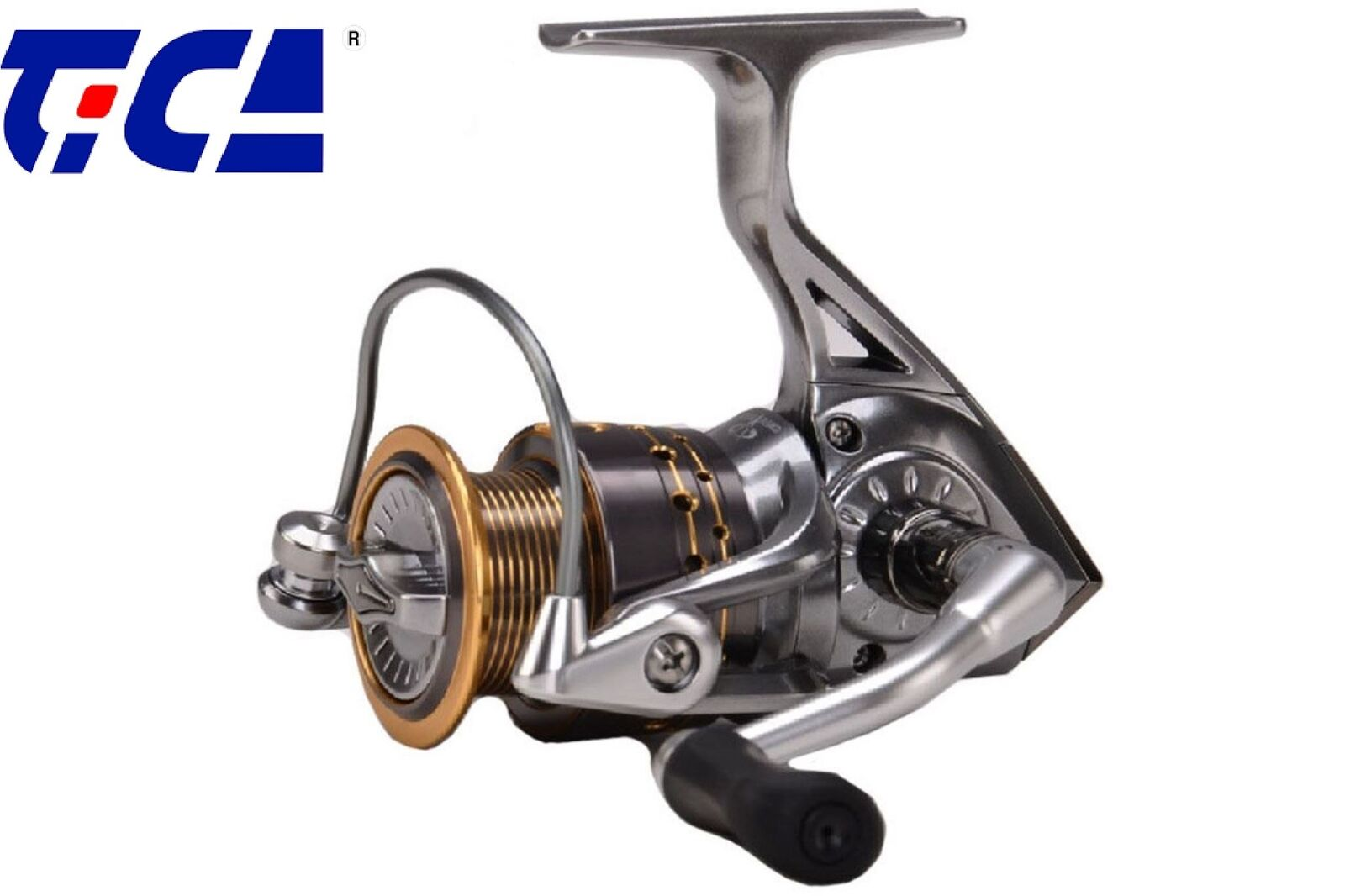 TiCA TiCA TiCA Galant GP FD Front Drag Spinning Reel + Extra Spool Left/Right Hand GP 1f3960