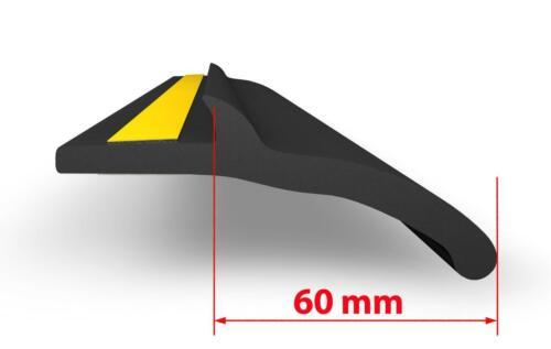 2 x garde boue élargissement élargissement caoutchouc 5,5 cm 55mm opel vw audi