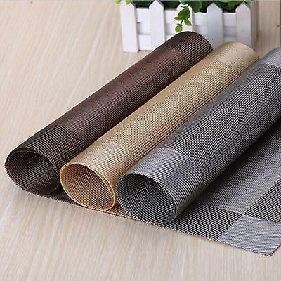 Variety Multifunction Skidproof Bar Table Centre Coaster Mat Insulation Placemat