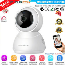 1080P Wireless Wifi IP Camera CCTV Security Webcam Baby/Pet Monitor CAM Pan/Tilt