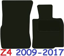 Bmw Z4 DELUXE QUALITY Tailored mats 2009 2010 2011 2012 2013 2014 2015 2016 2017