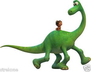 walt disney pixars the good dinosaur arlo spot window cling decal
