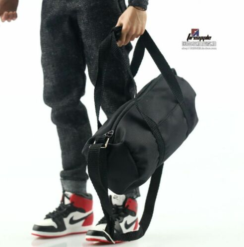 """1//6 Sports Backpack DIY Robber Large Bag F 12/"""" Male Military Figure Body"""