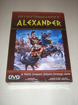 Field Commander Alexander (New)