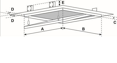Romantisch Ff Systembau Revisionsklappe 60 X 60 X 1,25 Cm Mit Festen Scharnieren Lochung Modischer In Stil;