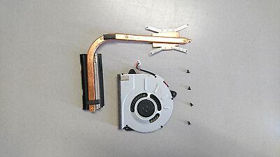 RICAMBIO 80 Calore 80L0 Lenovo Ventola SERIE Raffreddamento amp; Dissipatore Di Di CPU G50 80E5 XwwO4
